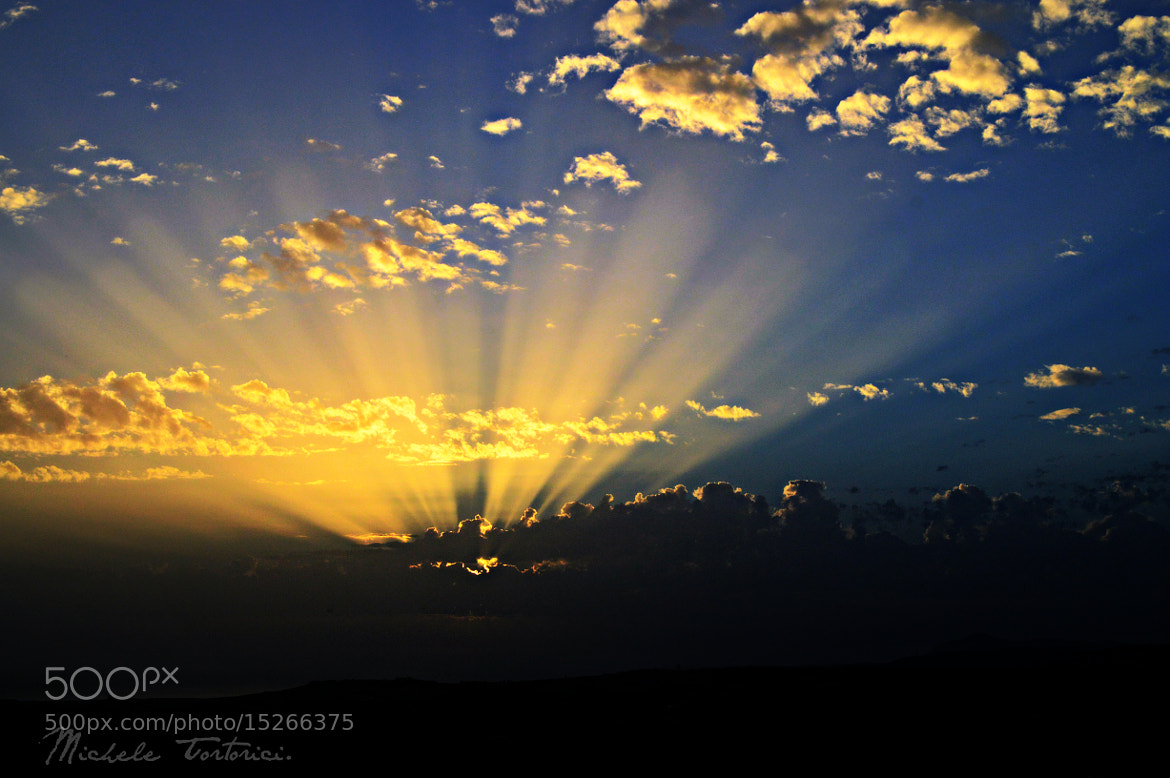 Photograph Rays. by michele  tortorici on 500px