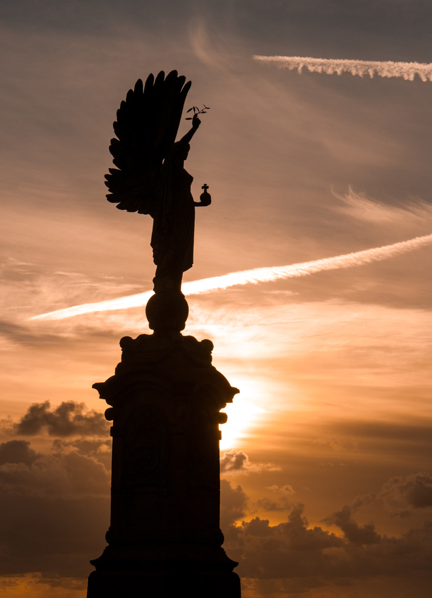 Photograph THE PEACE STATUE by Josephine J on 500px