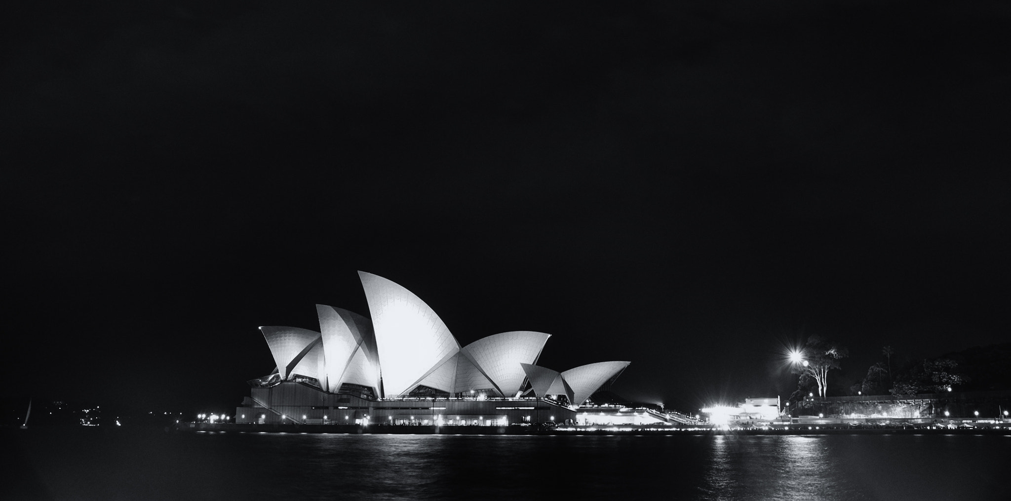 Photograph Sydney Opera House in B/W by Tina De Guzman on 500px