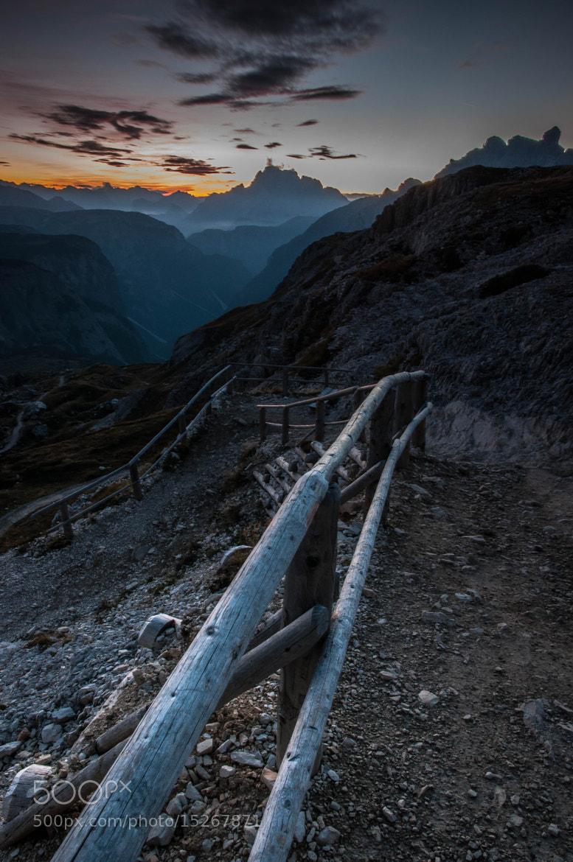Photograph il sentiero by Michele Fornaciari on 500px