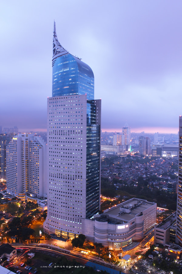Photograph BNI46 Building by Ismed Hasibuan on 500px