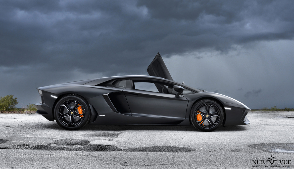 Photograph Lamborghini Aventador by Nue Vue on 500px