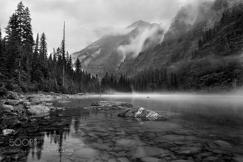 Photograph Avalanche Lake - Glacier National Park by taylor baskin on 500px