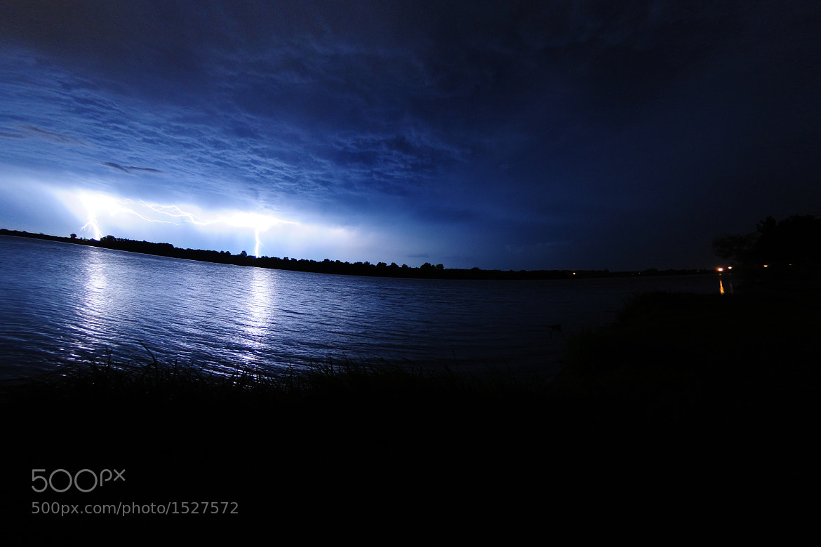 Photograph Lightning by Ryan Stahle on 500px