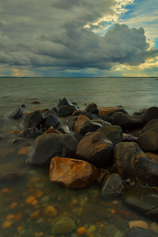 Photograph Passing Storm 2 by Damien Wogan on 500px