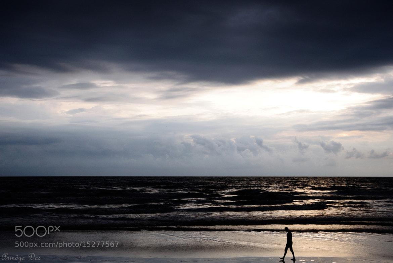 Photograph Keep Walking by Anindya Das on 500px