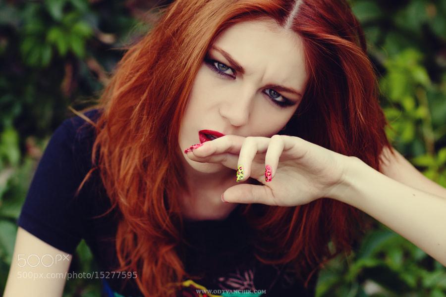 Photograph redred by Марта Одуванчик on 500px