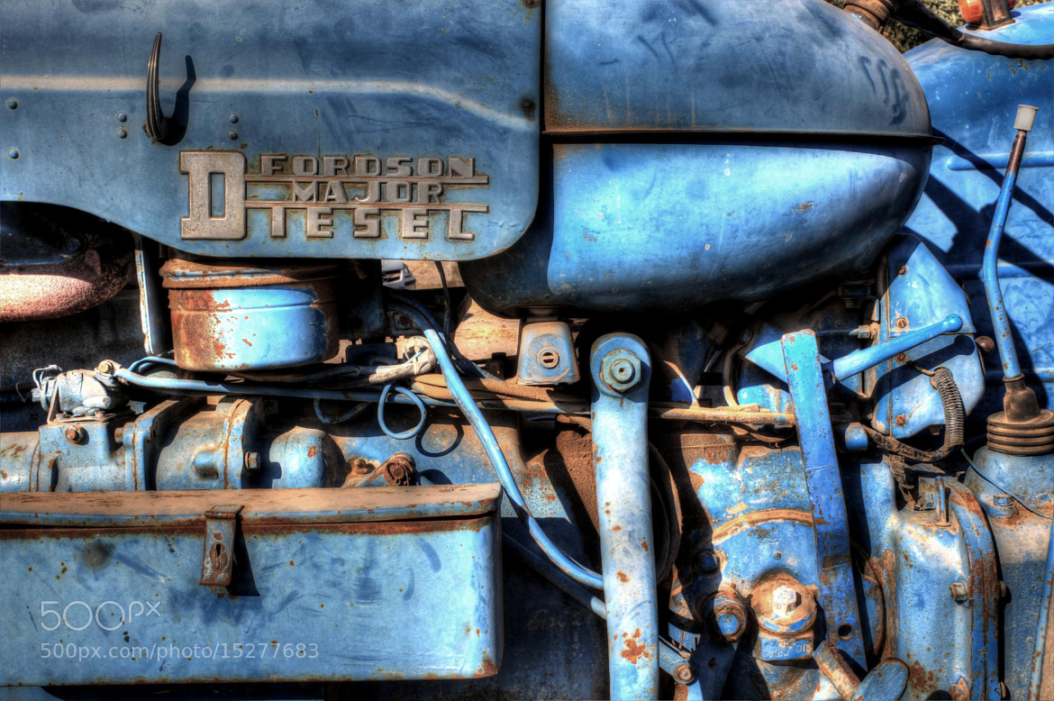Photograph The Engine ... by Alper Hayreter on 500px