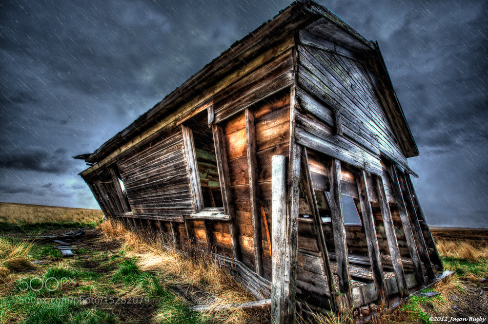 Photograph Old Dying Home by Jason Busby on 500px