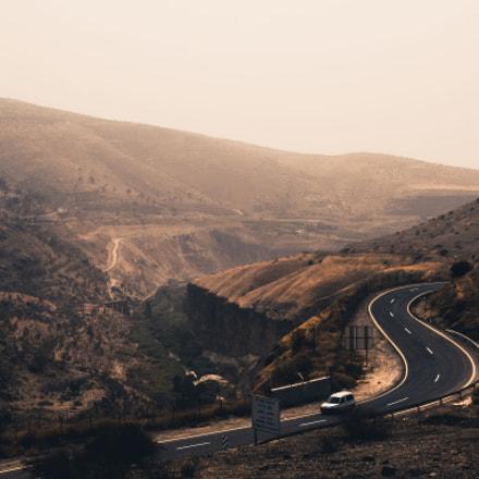 Hills of Jordan Valley