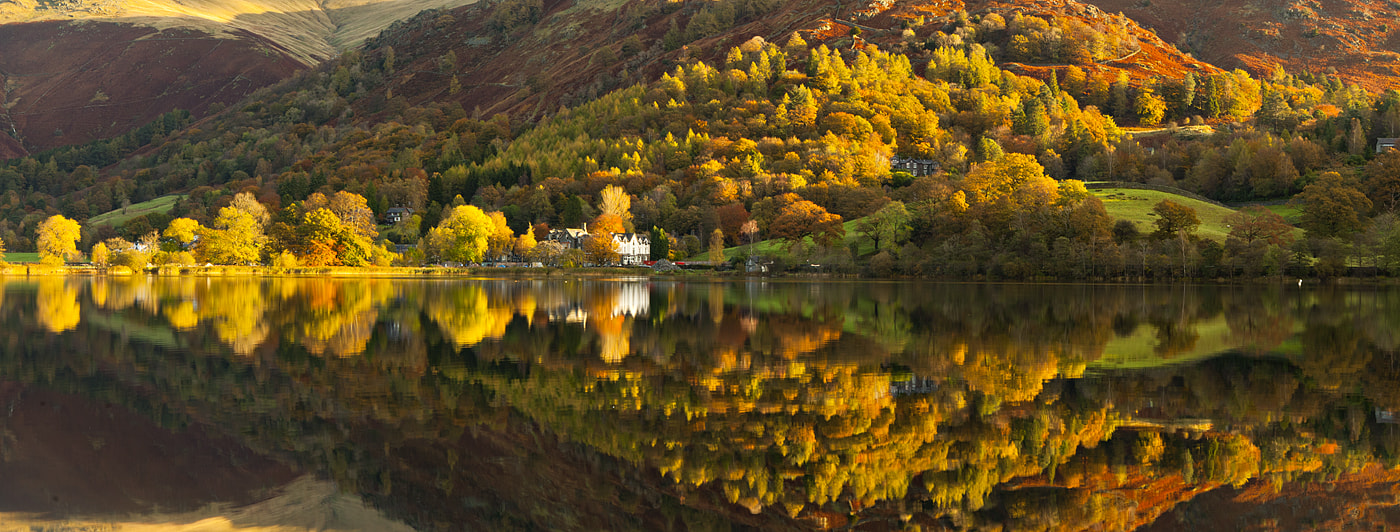 """Photograph """"Autumn reflections"""" by Keith Burtonwood on 500px"""