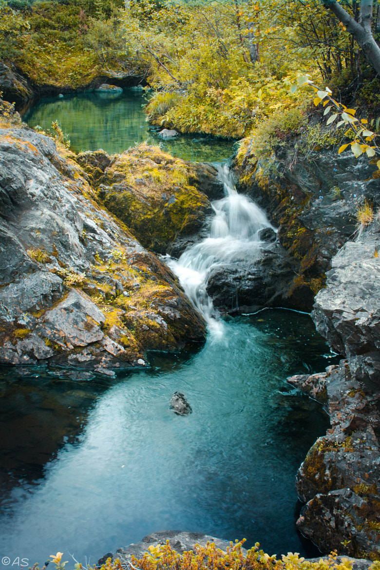 Photograph Little Waterfall by Anya Sergeeva on 500px