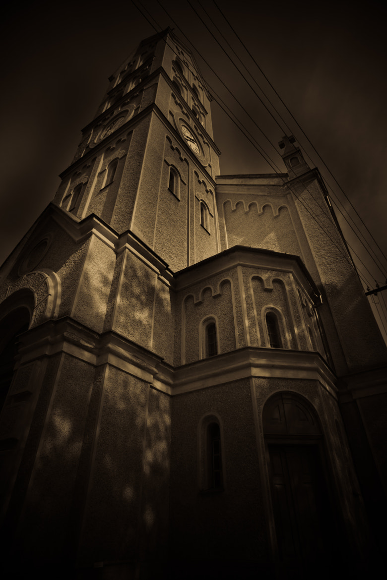 Photograph church by Ottó Hargita on 500px