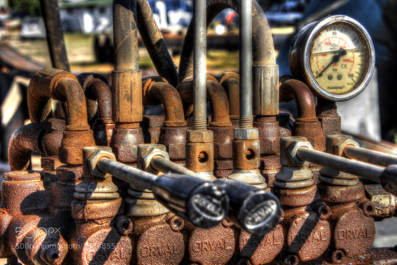 Photograph Engine Part by Alper Hayreter on 500px