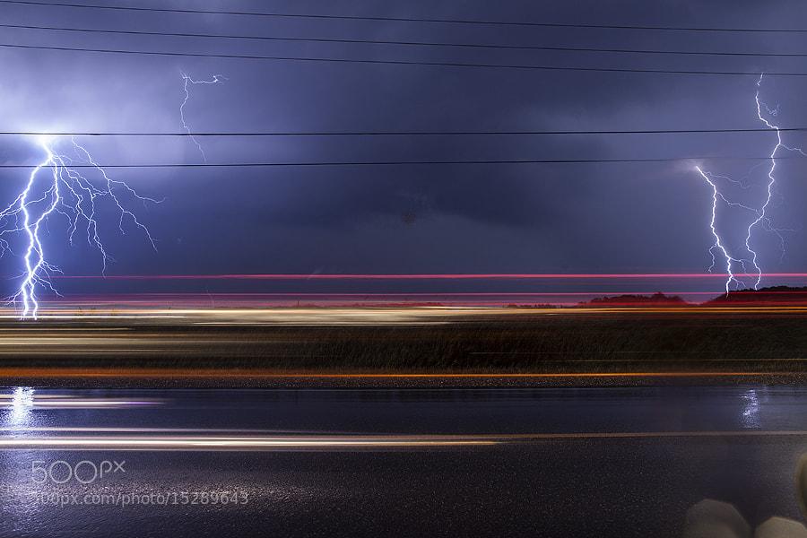 Lightning by Richard Gottardo (RichardGottardo) on 500px.com