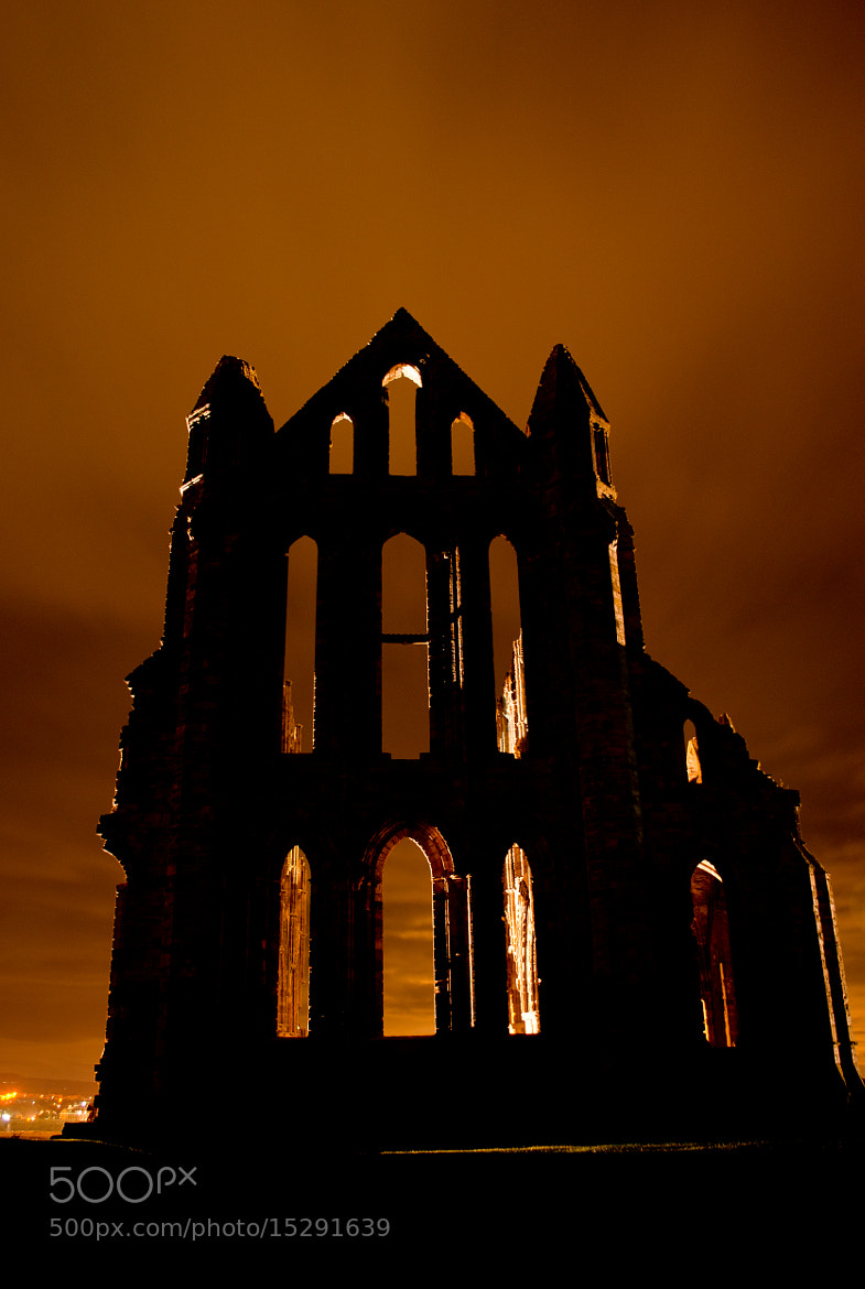 Photograph Whitby Abbey. by Marc McQuilling on 500px