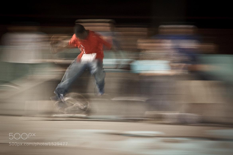 Photograph kick flip by Thomas  McCann on 500px