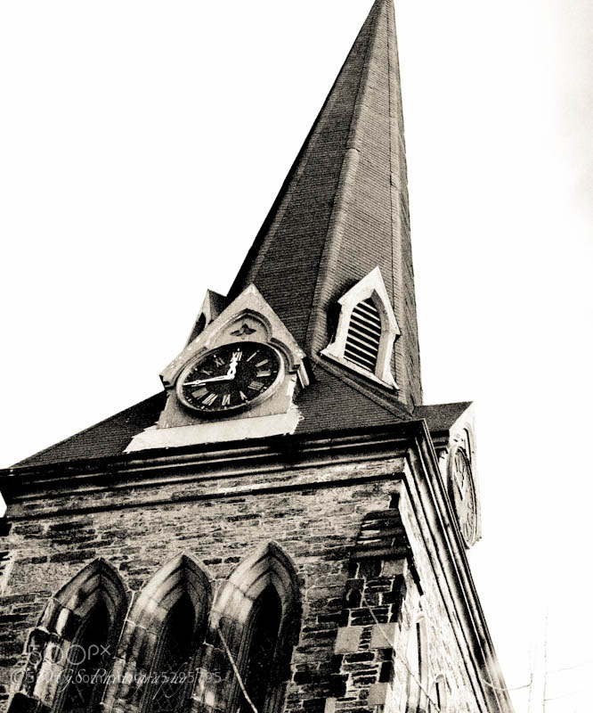 Day 5 - Church Time