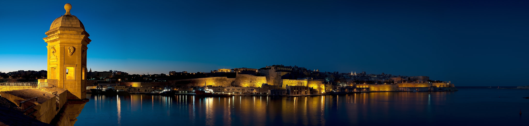 Photograph Valletta and The Grand Harbour by Joe Borg on 500px