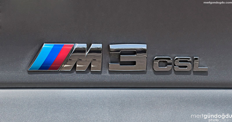 Photograph Bmw M3 CSL by Mert Gündoğdu on 500px