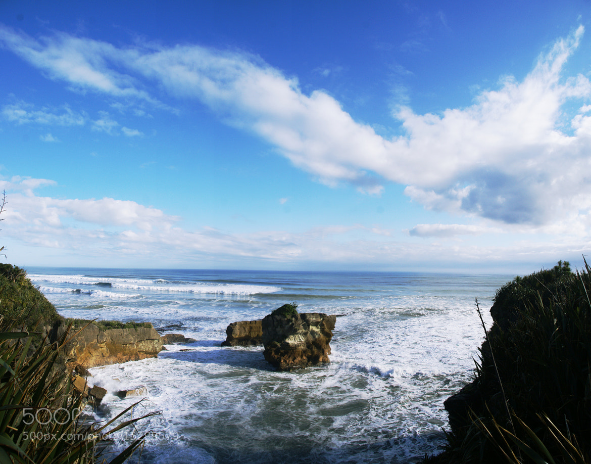 Photograph Welcome to Punakaiki by Emma Stone on 500px