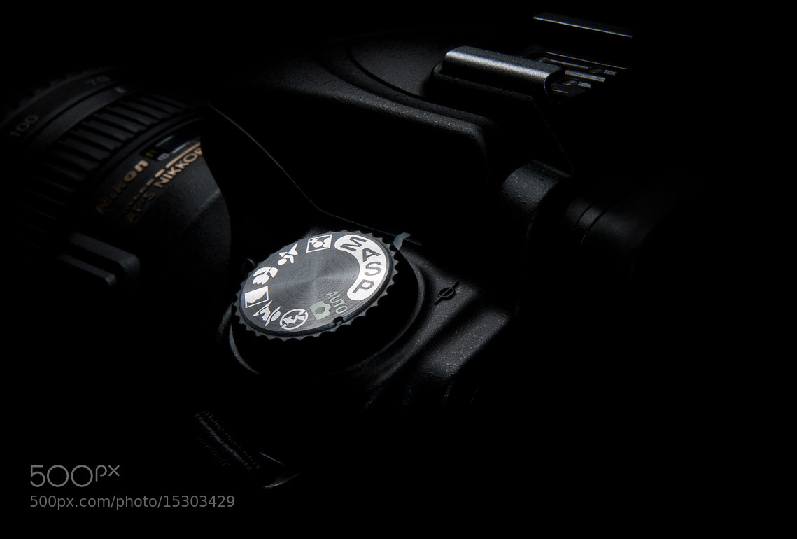 Photograph I Am Nikon by Dane Alex  on 500px