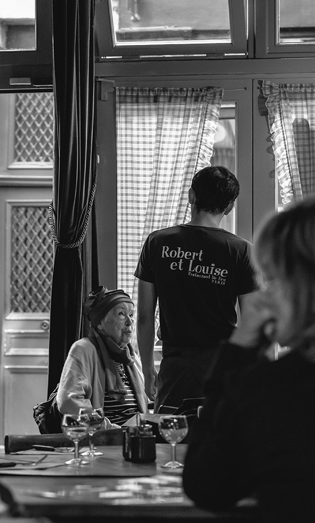 Photograph Robert & Louise by Regards Parisiens on 500px