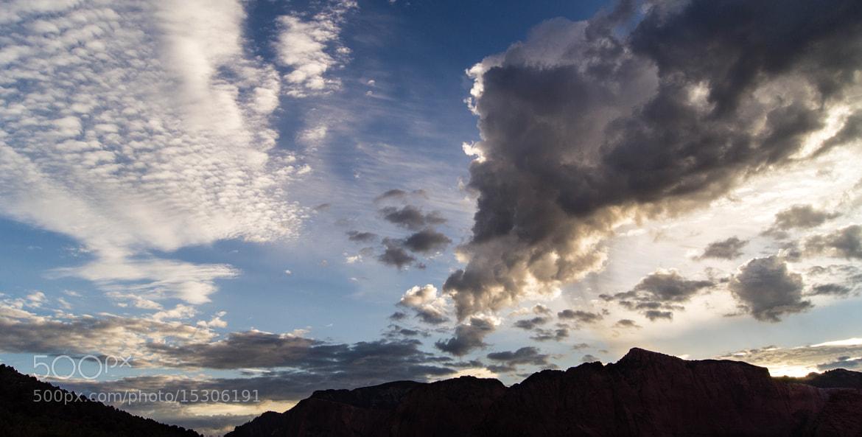 Photograph Kolob Sunrise III by Erik Anderson on 500px