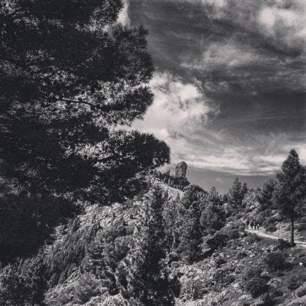 """""""El encanto del Roque Nublo """""""