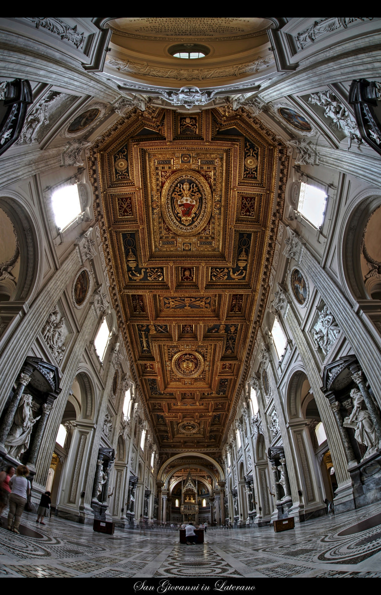 Photograph *Basilica di San Giovanni in Laterano* by erhan sasmaz on 500px