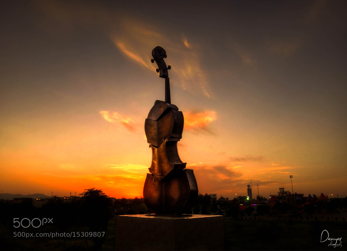 Photograph The World Wide Music  Day  by Red Danyar on 500px