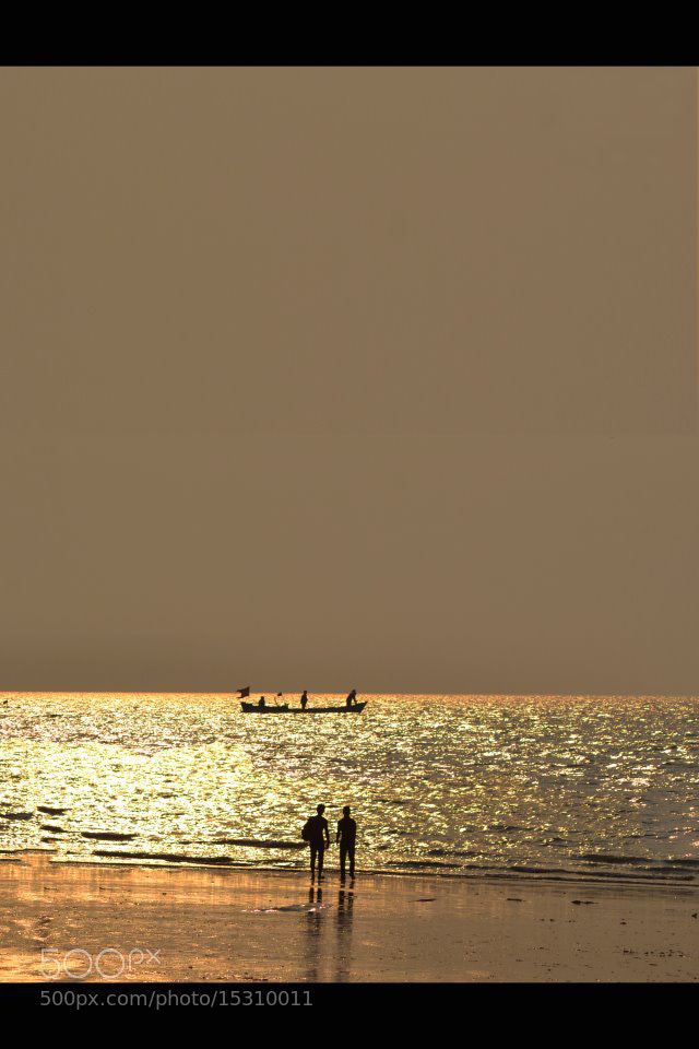 Photograph The Golden Hour by Baiju Abraham on 500px