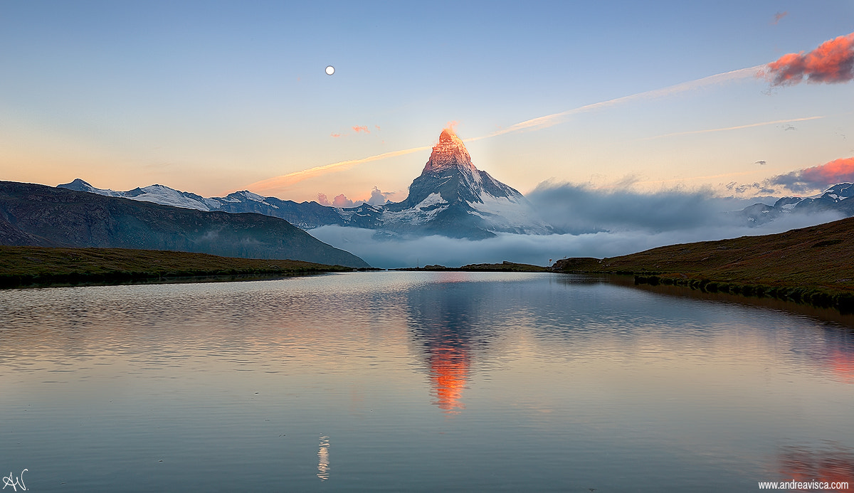 Photograph The first light by Andrea Visca on 500px