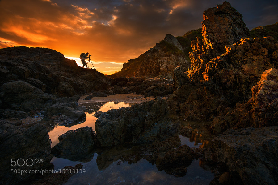Photograph Last Light by AtomicZen : ) on 500px