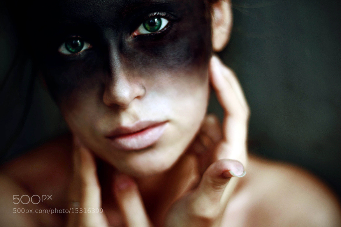 Photograph self-portrait by  Zheleznova Julia  on 500px