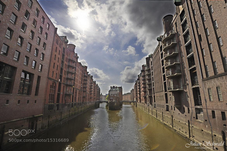 Photograph Hamburg Speicherstadt by Julian Schwald on 500px