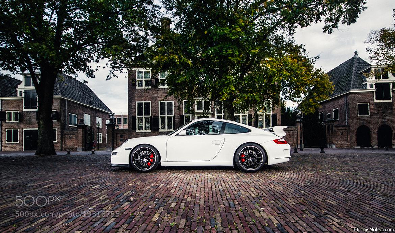 Photograph Porsche 997 GT3. by Dennis  Noten on 500px
