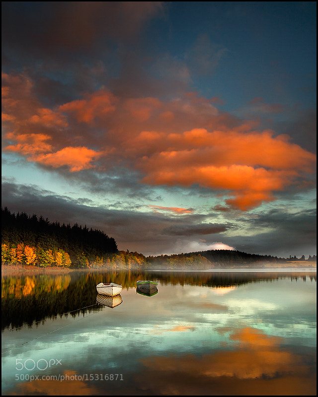 Photograph Loch Rusky Reflections by Stuart Low on 500px