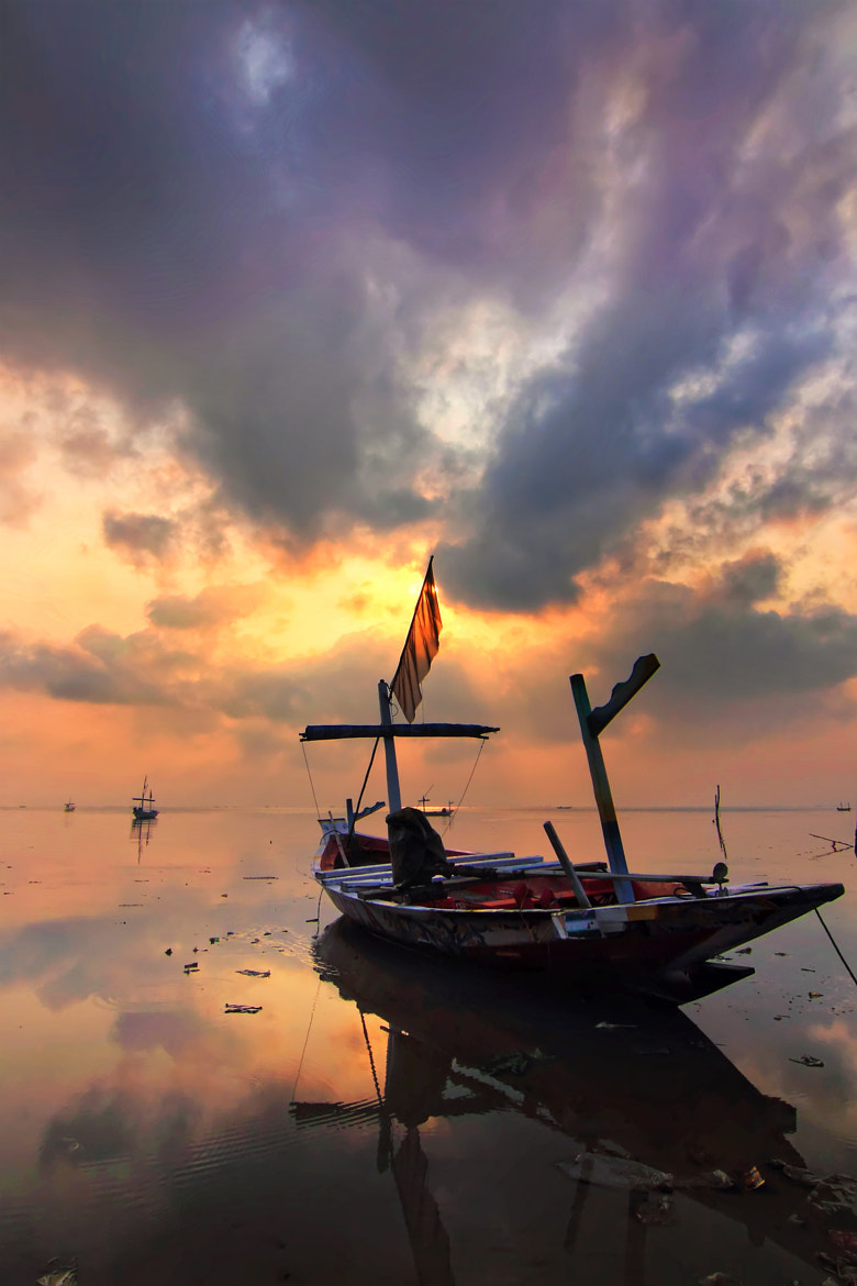 Photograph Boat @ Kenjeran by Eep Ependi on 500px