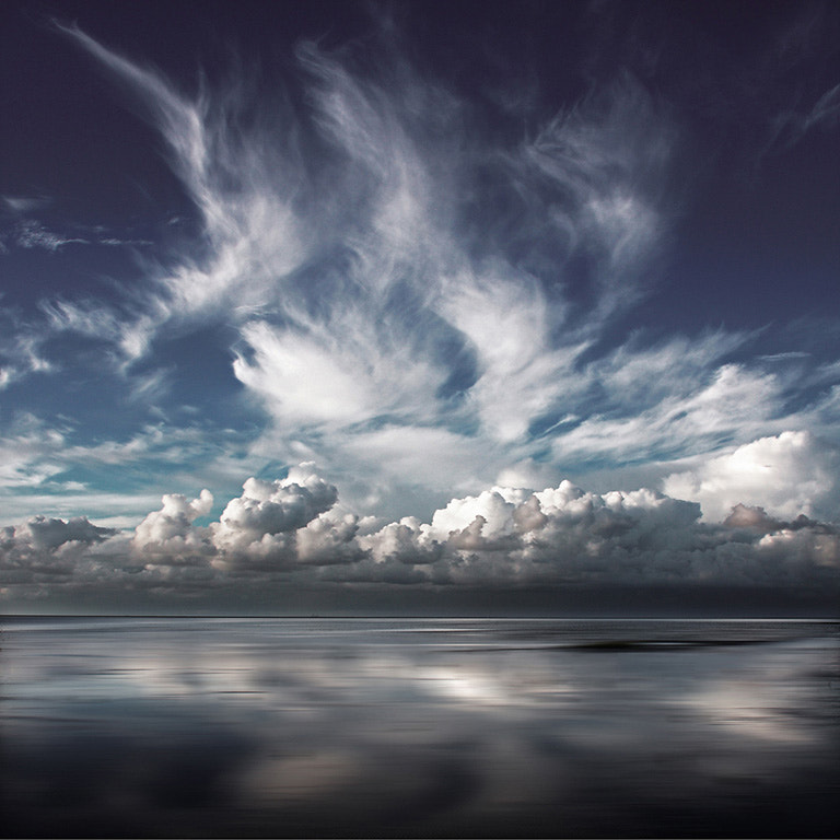 Photograph Just A Few Clouds by Carsten Meyerdierks on 500px