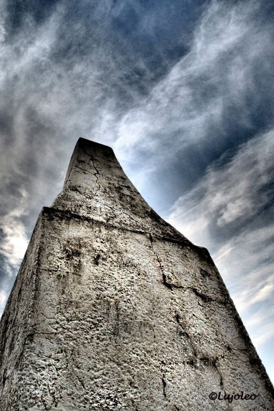Photograph Old design chimney by Luis Cabal on 500px