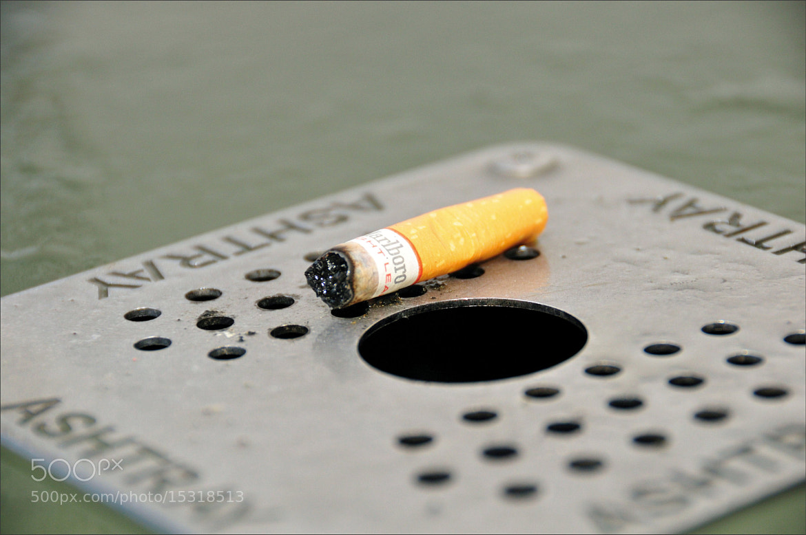 Photograph Death of a Marlboro by Bill Brown on 500px