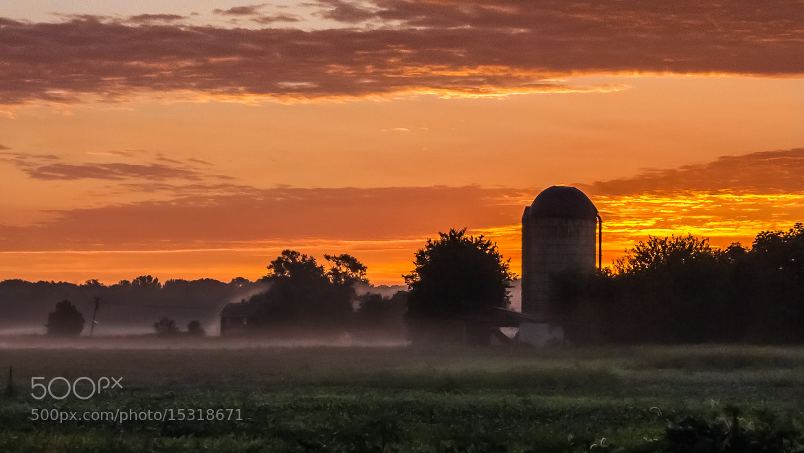 Photograph sunrise: orange by Glenn DiPaola on 500px