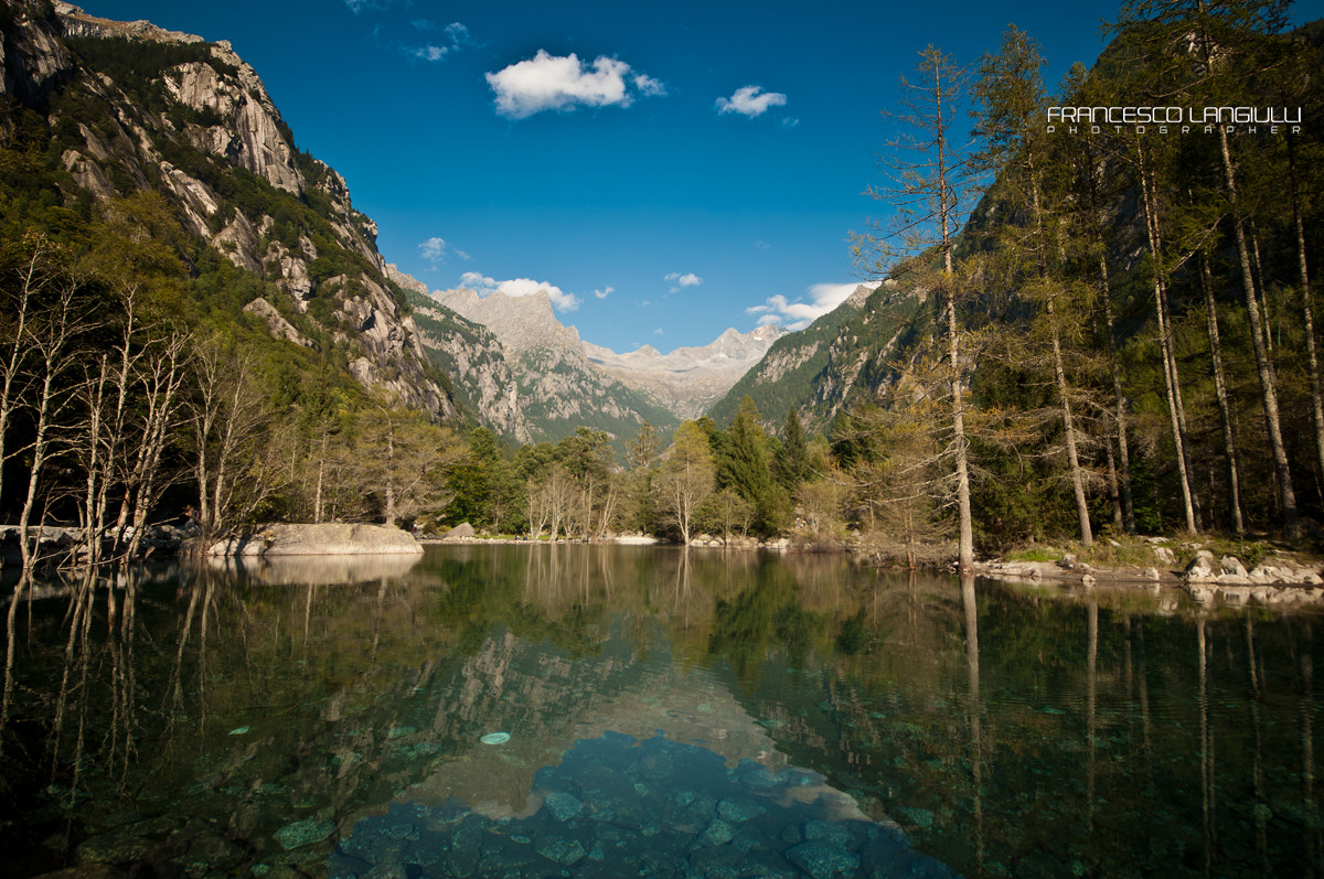Photograph Val di Mello by Milano Panoramica on 500px