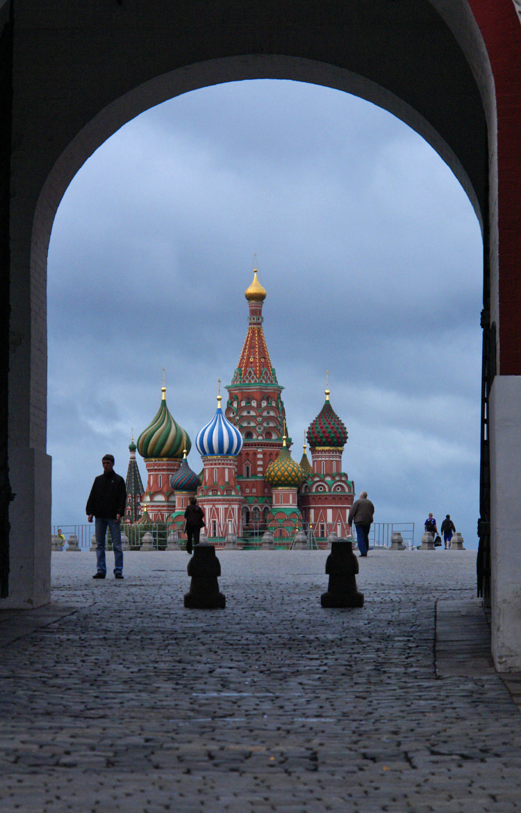 Photograph Red Square in Early Morning by Joe Routon on 500px