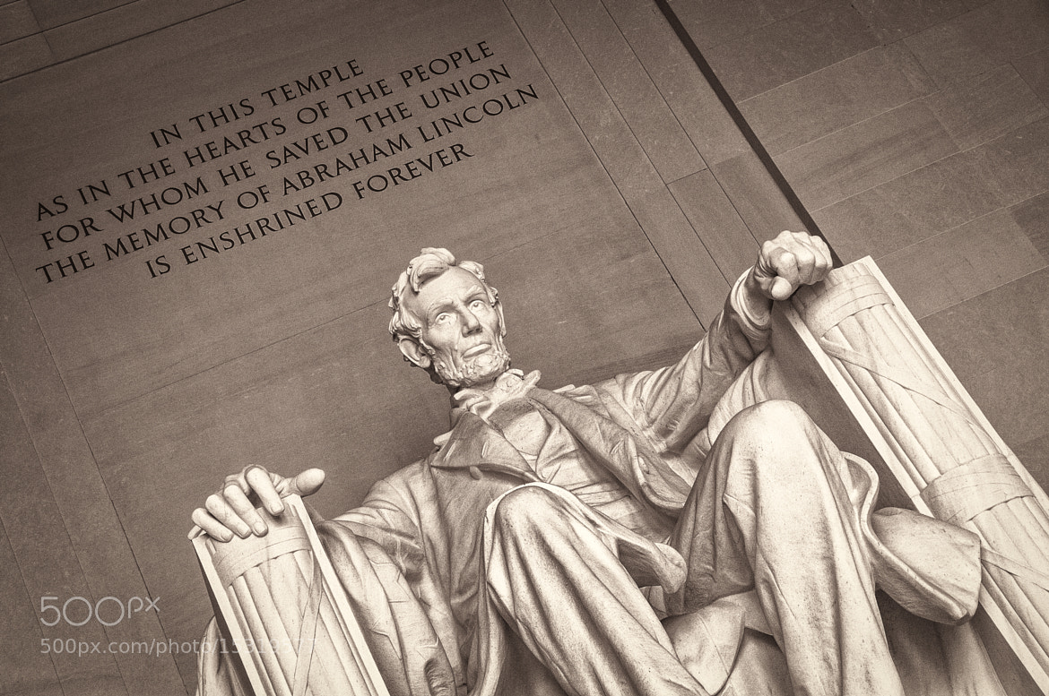 Photograph Lincoln by Ade Russell on 500px