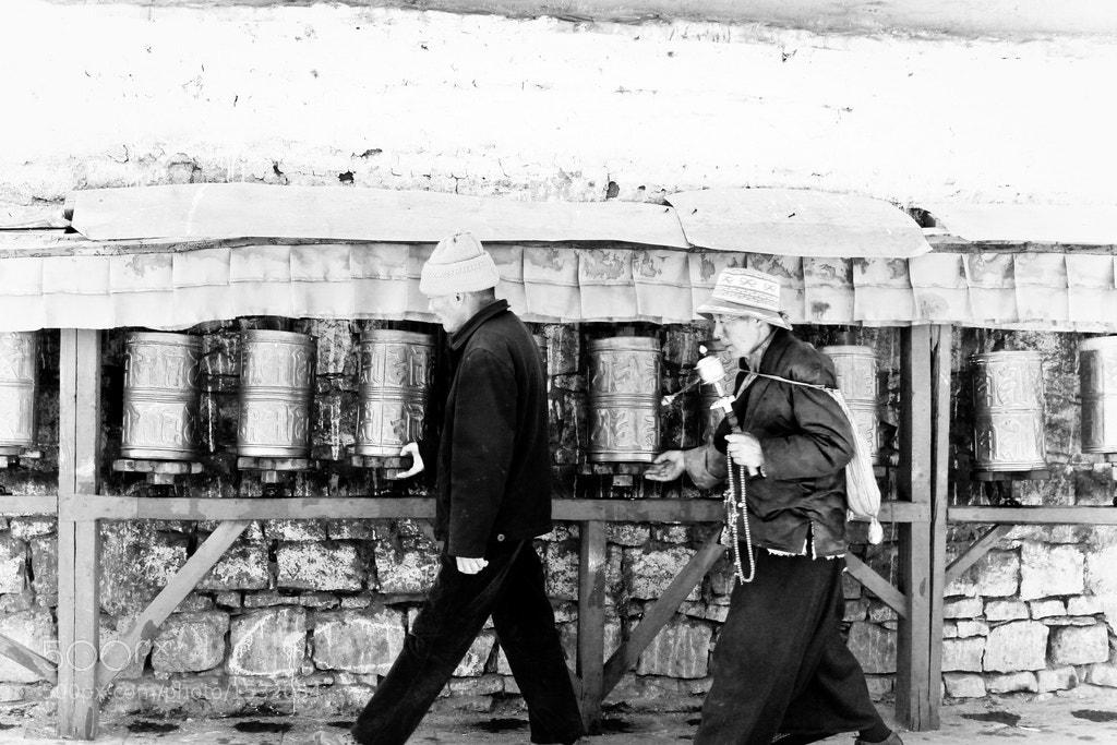 Photograph Base of the Potala Palace by JL Spradlin on 500px