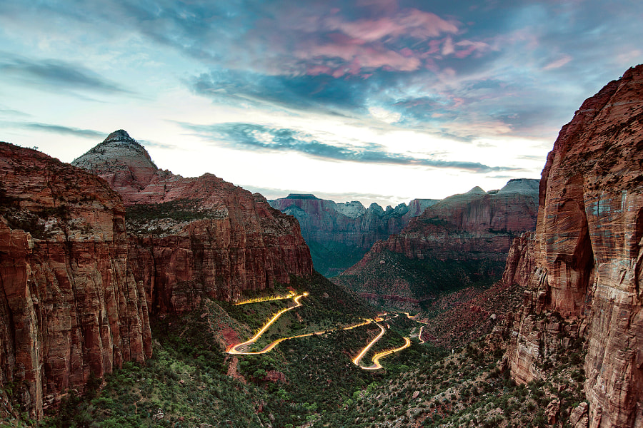 Zion by Kyle Ford on 500px.com