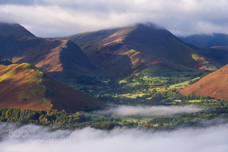 Photograph Valley of the Clouds by Adam Burton on 500px