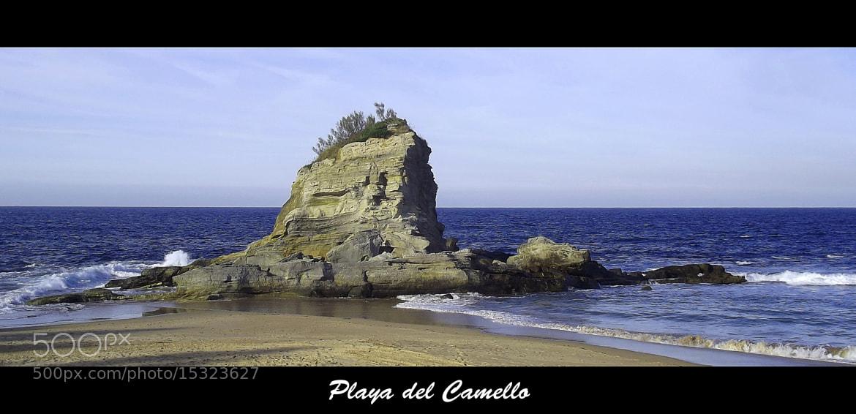 "Photograph Playa de ""El Camello"" by Seco O Seco on 500px"